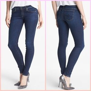 AG The Absolute Legging Extreme Skinny  Dark Wash